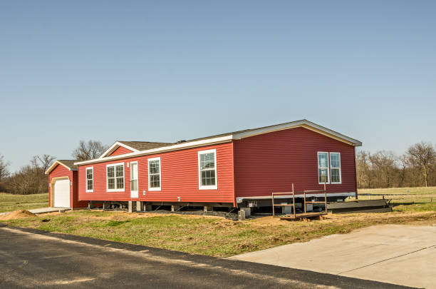 New manufactured home real estate