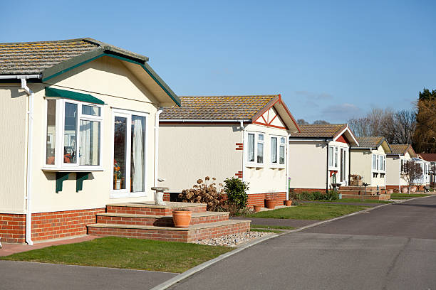 manufactured homes in home parks