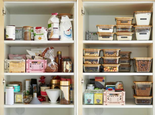 Small Item Storage