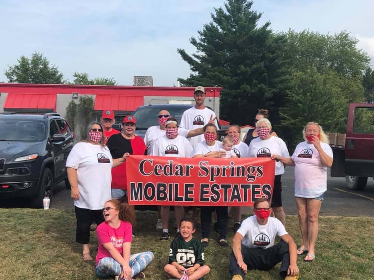 Cedar Springs Mobile Estates Community