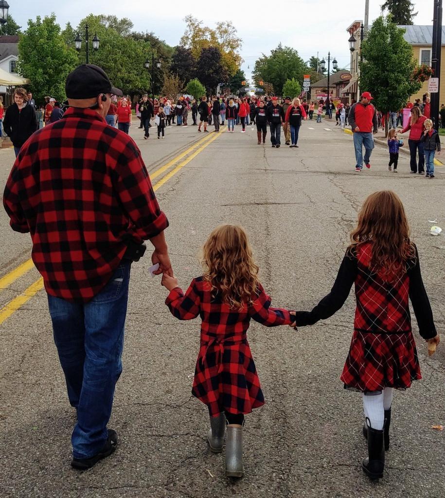 Red Flannel Cedar Springs
