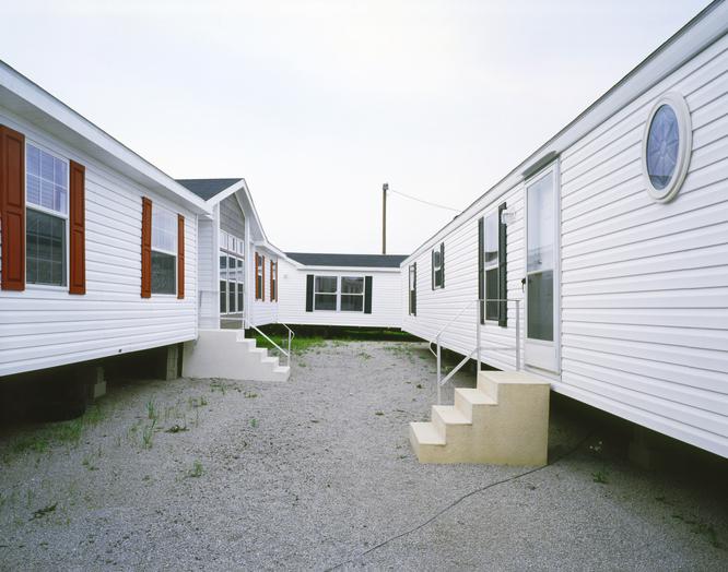 Three Trailer Homes on Lot