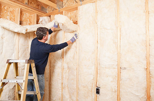 air leakage - loose fill insulation
